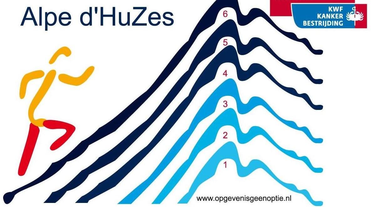 Alpe d'HuZes logo